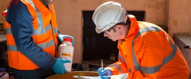 Chemical Waste Removal