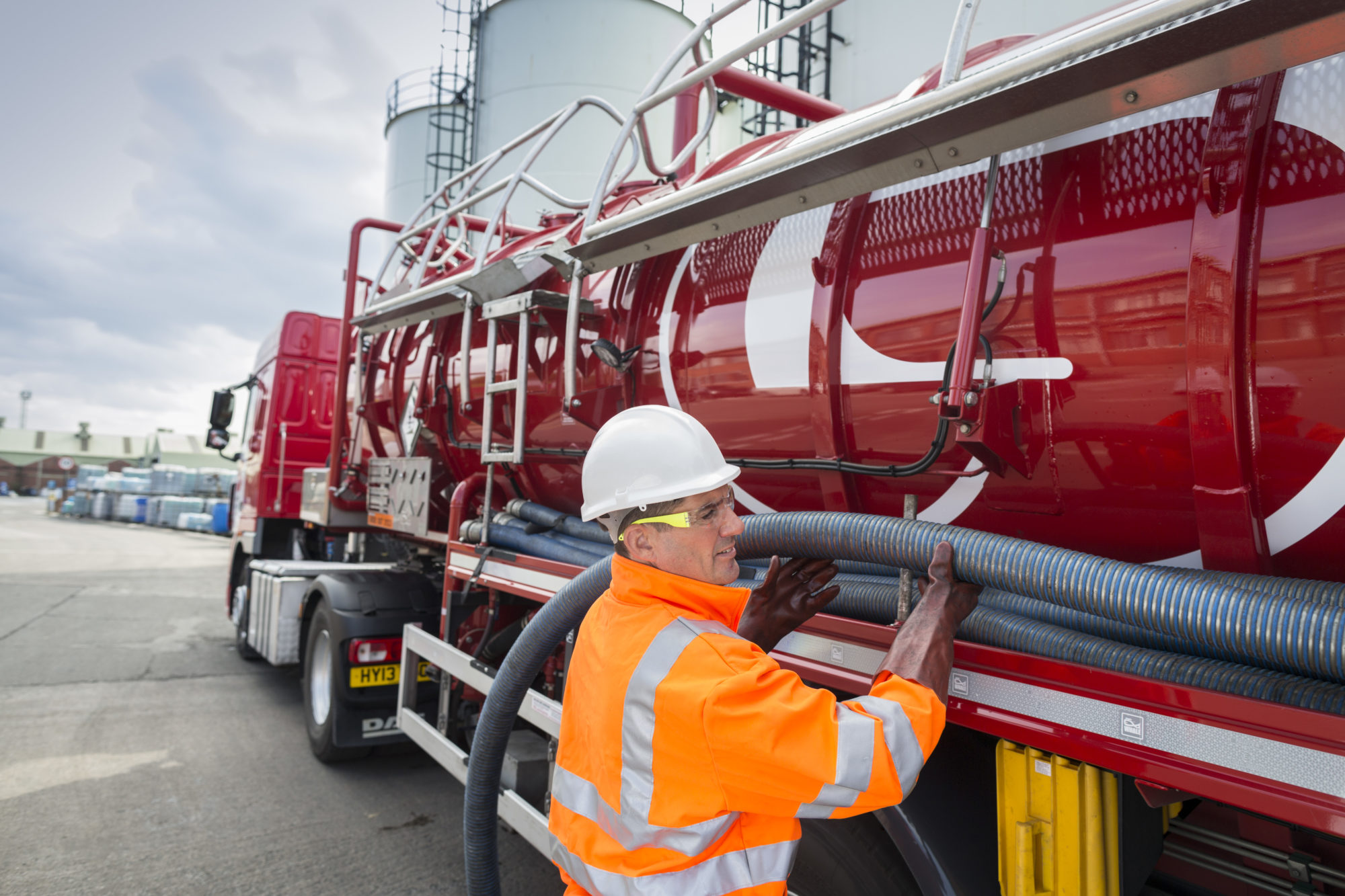 Waste Oil Collection Removal Recovery And Recycling Csg